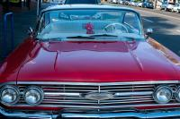 old red impala