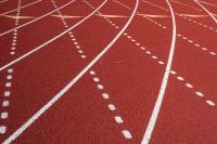 lines of a track