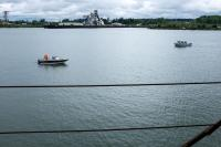 fishermen on Willamette River