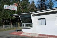 old drive-in restaurant