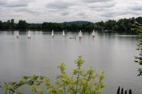 sail boats on the Willamette River