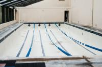 old swimming pool